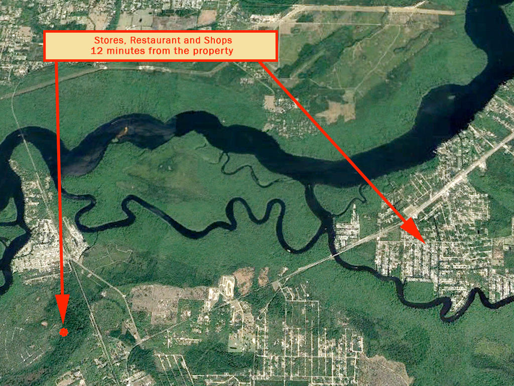 Satsuma Residential Lot with Dirt Road Access - Image 5