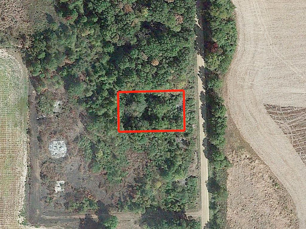 Nearly Half Acre Monroe County Farmland Tract - Image 2