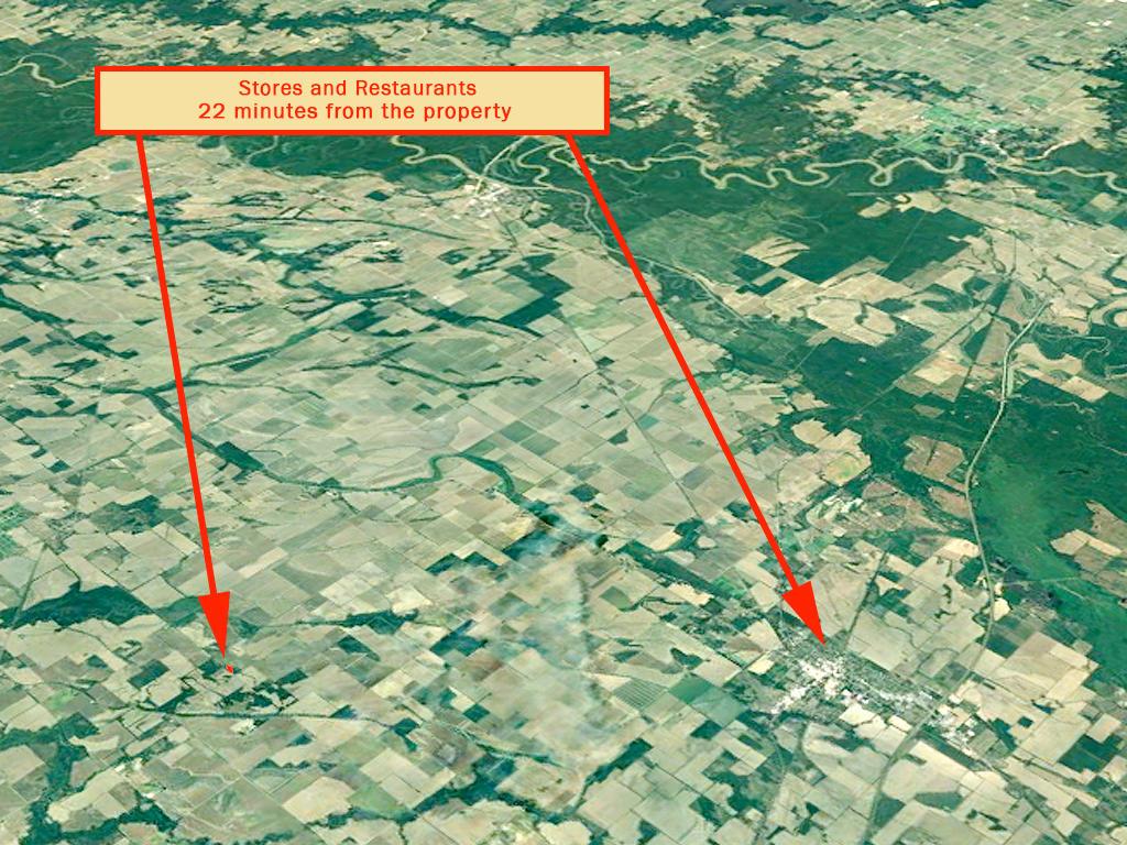 Nearly Half Acre Monroe County Farmland Tract - Image 6