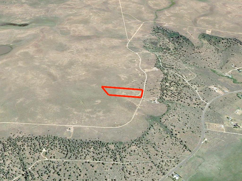 High Desert 6 Acres of Rural Rugged Land - Image 3
