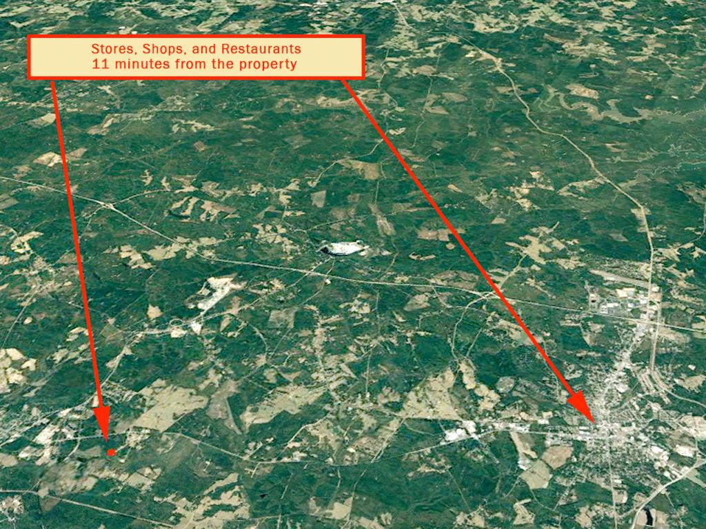 Rural Georgia Acreage in Quaint Subdivision - Image 6