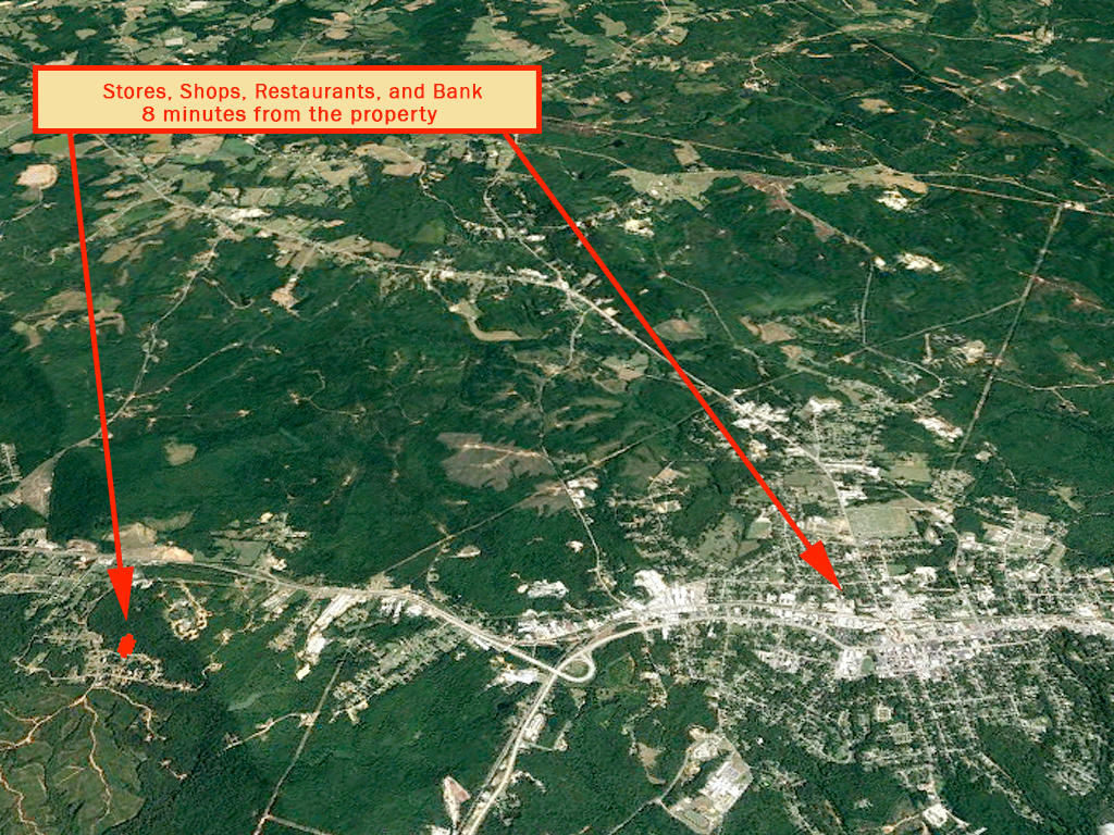 Scenic Georgia Acreage Near the South Carolina Border - Image 4