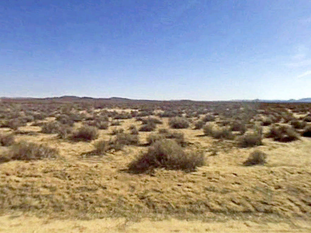 4 Beautiful Acres of Desert Land - Image 4