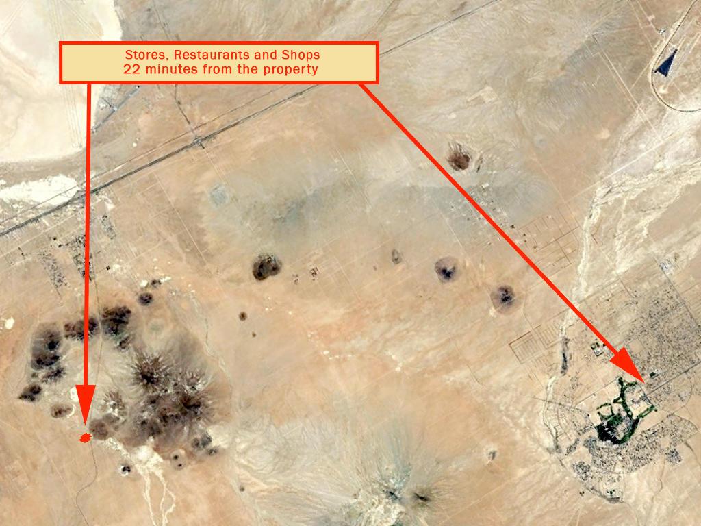 4 Beautiful Acres of Desert Land - Image 6