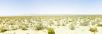 2.50 Private Desert Acres in Southern California