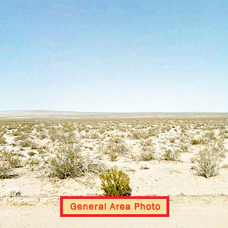 2.50 Private Desert Acres in Southern California - Image 1