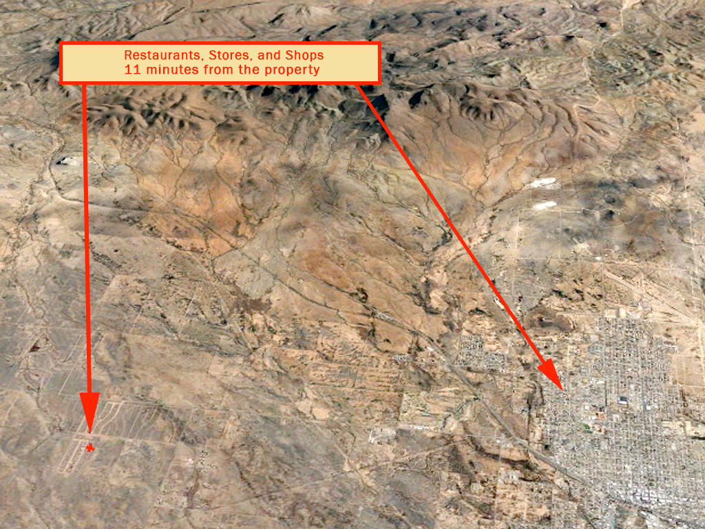 Beautifully Rare Half Acre in Desert Paradise - Image 5
