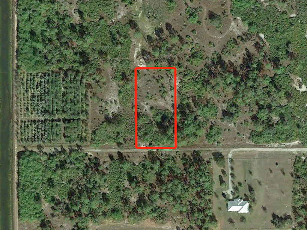 Beautiful 1 Acre Lot in Sunshine State - Image 1