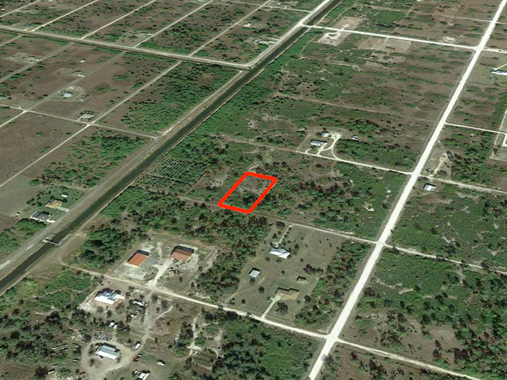 Beautiful 1 Acre Lot in Sunshine State - Image 2