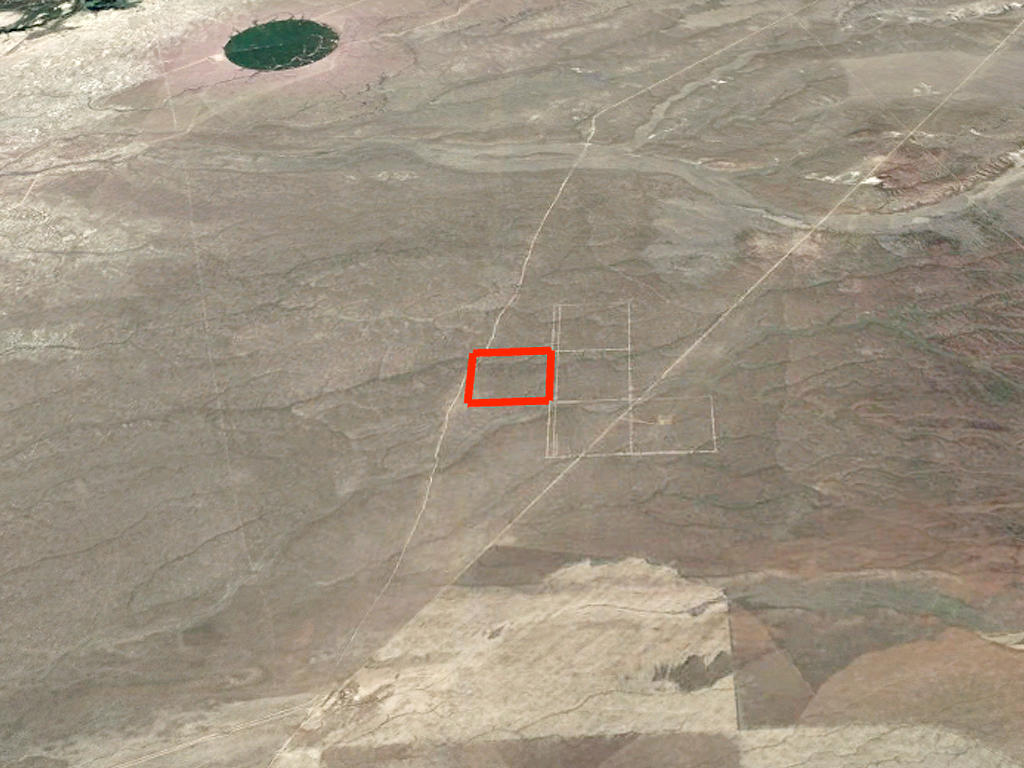 40 Acre Nevada Tract With Dirt Road Access - Image 3