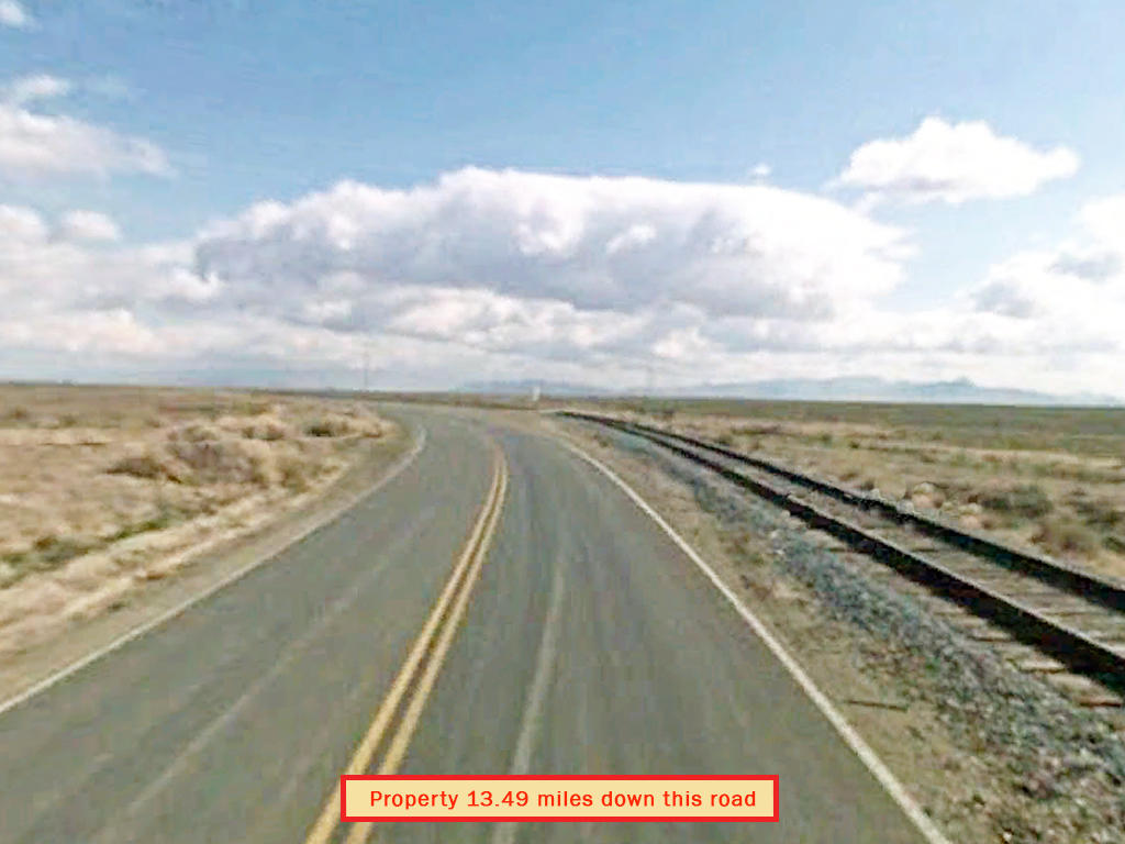 40 Acre Nevada Tract With Dirt Road Access - Image 5