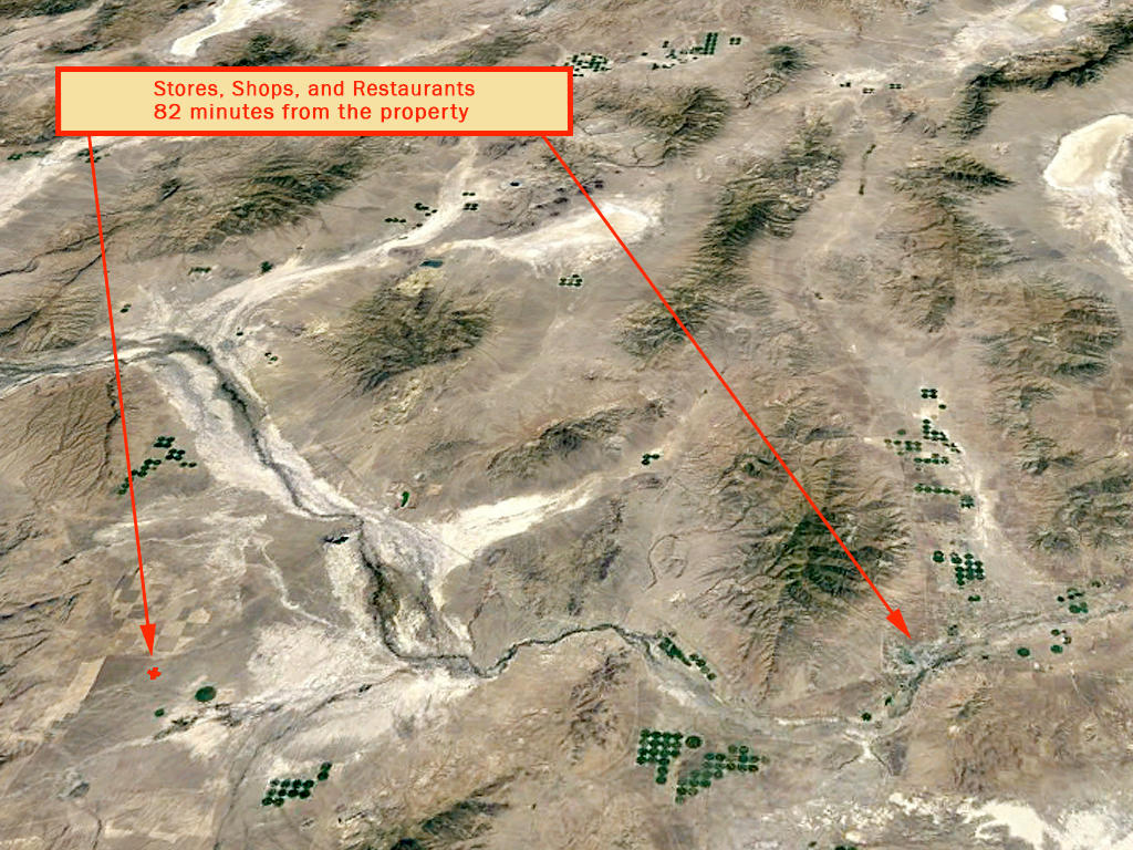 40 Acre Nevada Tract With Dirt Road Access - Image 6