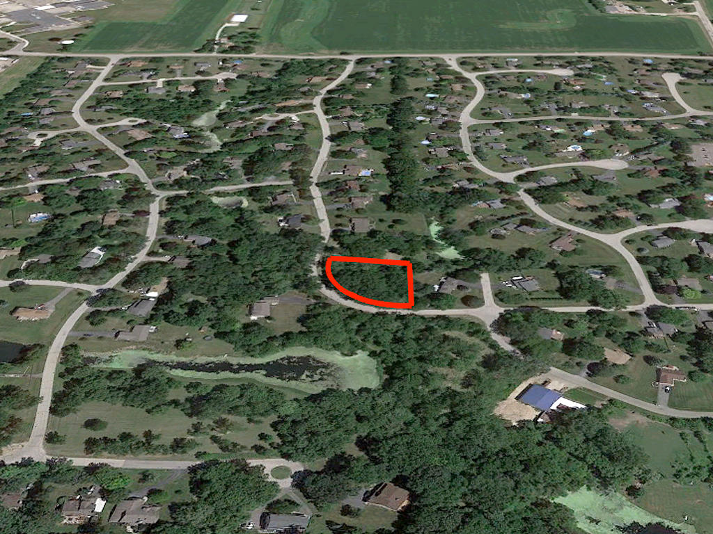 Quarter Acre Lot in Rural Illinois 90 Minutes from Chicago - Image 3