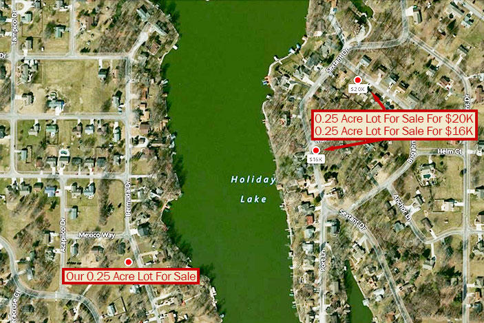 Gorgeous Land Opportunity Near Holiday Lake - Image 6