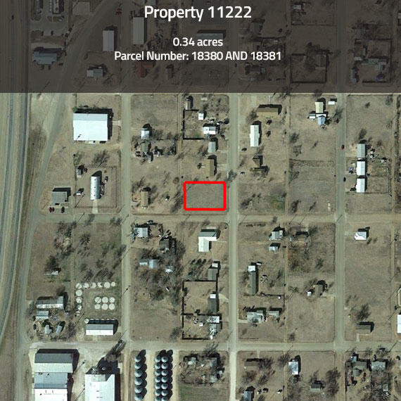 Texas Intermediate Investor Pack of Four City Lots - Image 3
