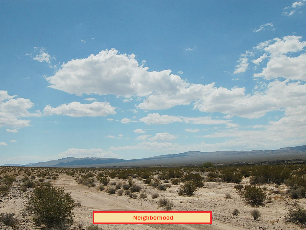 Almost 10 Acres of Desert Seclusion Just South of Hwy 40 - Image 4
