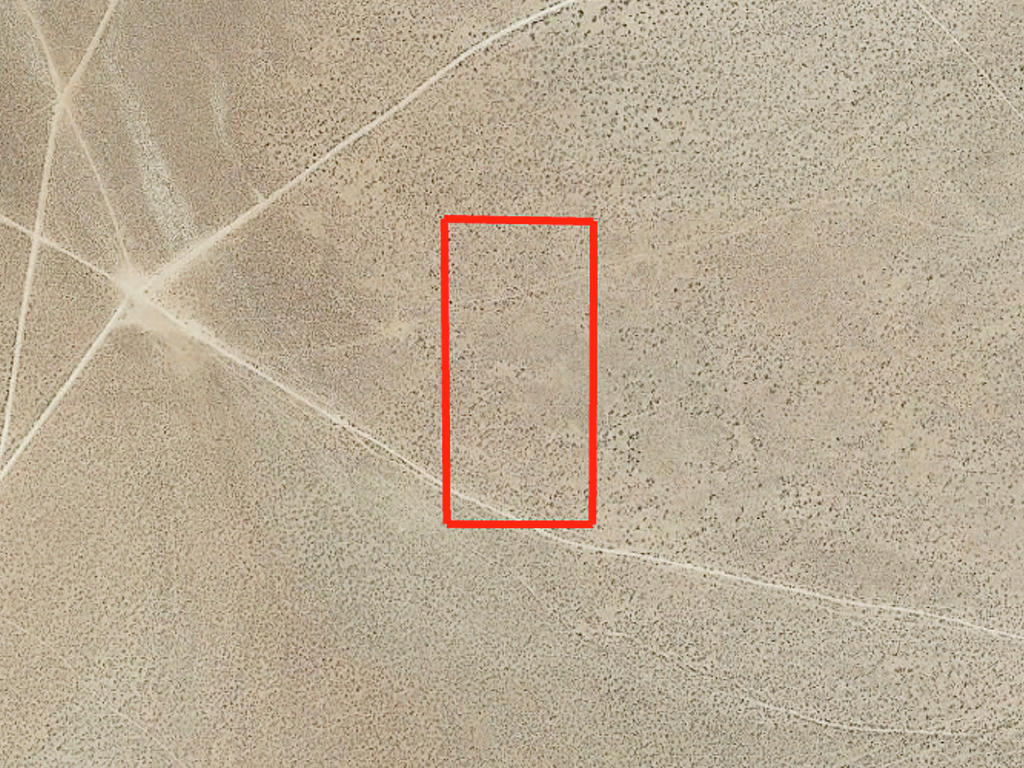 Twenty Acres of Land Between California City and Barstow - Image 2