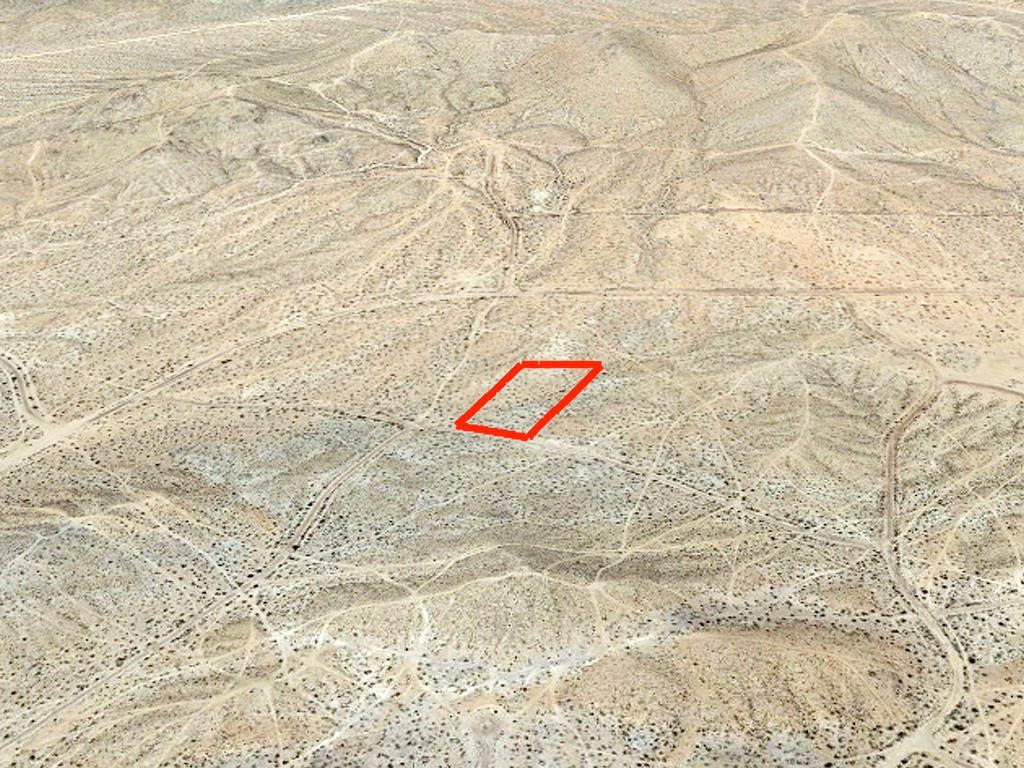 2.5 Acres 20 Minutes outside of California City - Image 2