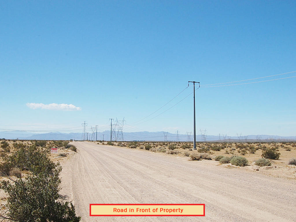 13.36 Acres of Land About 27 Miles Northeast of Barstow - Image 4