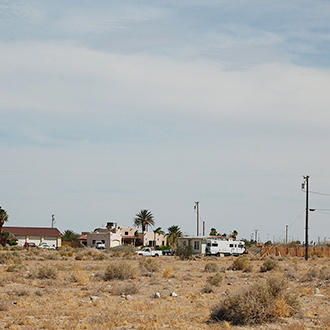 Lot on Paved Road less than 2 miles from West shore of Salton Sea - Image 0