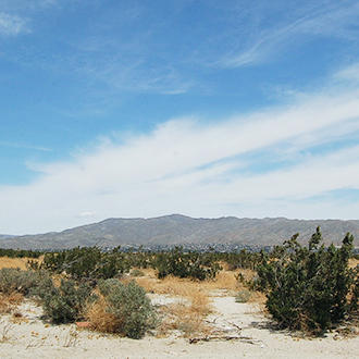 Over Half Acre Outside Desert Hot Springs in California - Image 1