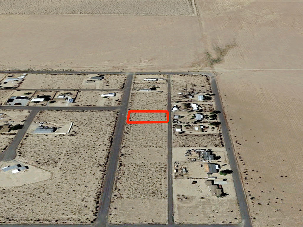 Paved Road Access to this Half Acre California Lot - Image 2