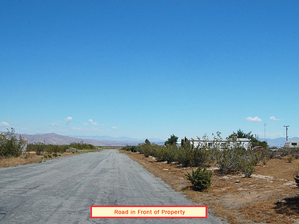 Paved Road Access to this Half Acre California Lot - Image 4