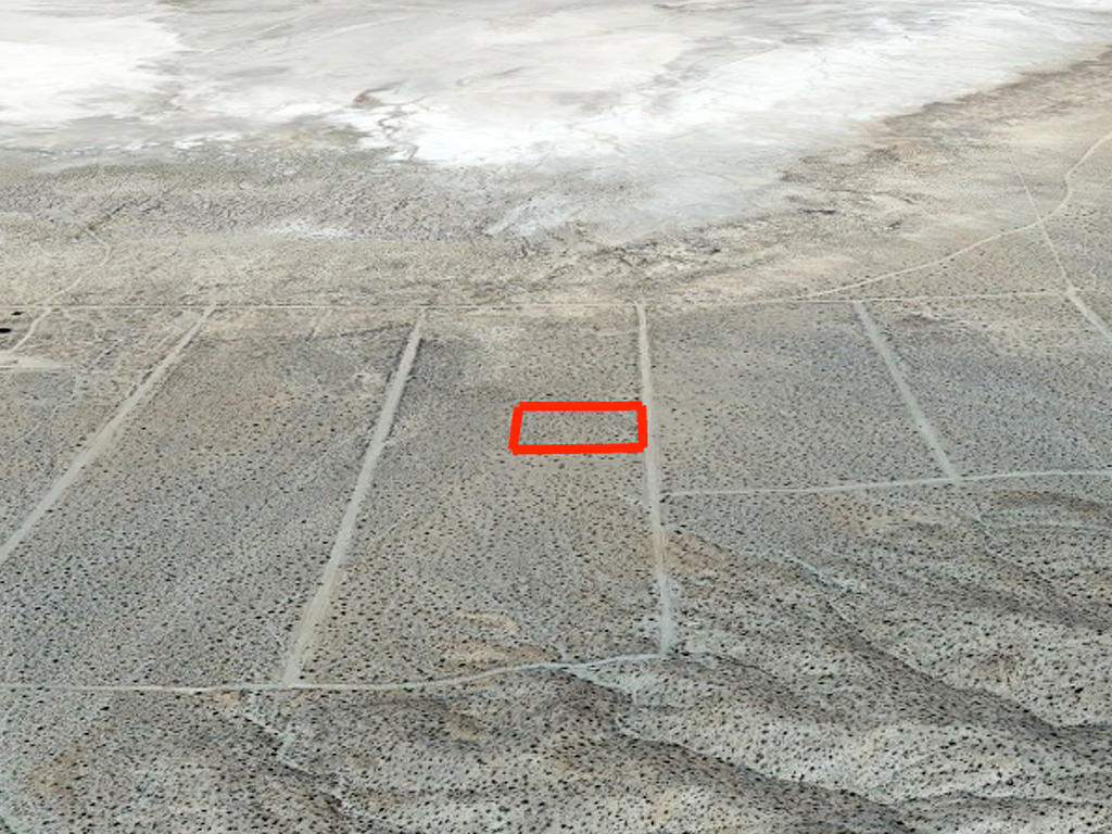 Lot off of Munsey Road in Cantil California - Image 1