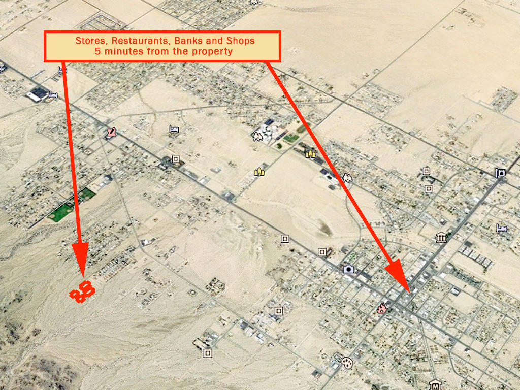 Investment Opportunity for 10 Lots Sold Together Outside Joshua Tree - Image 5