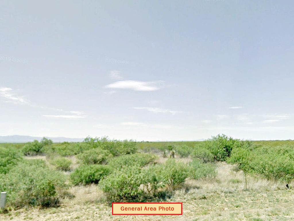 Double Lot In Douglas Arizona - Image 0