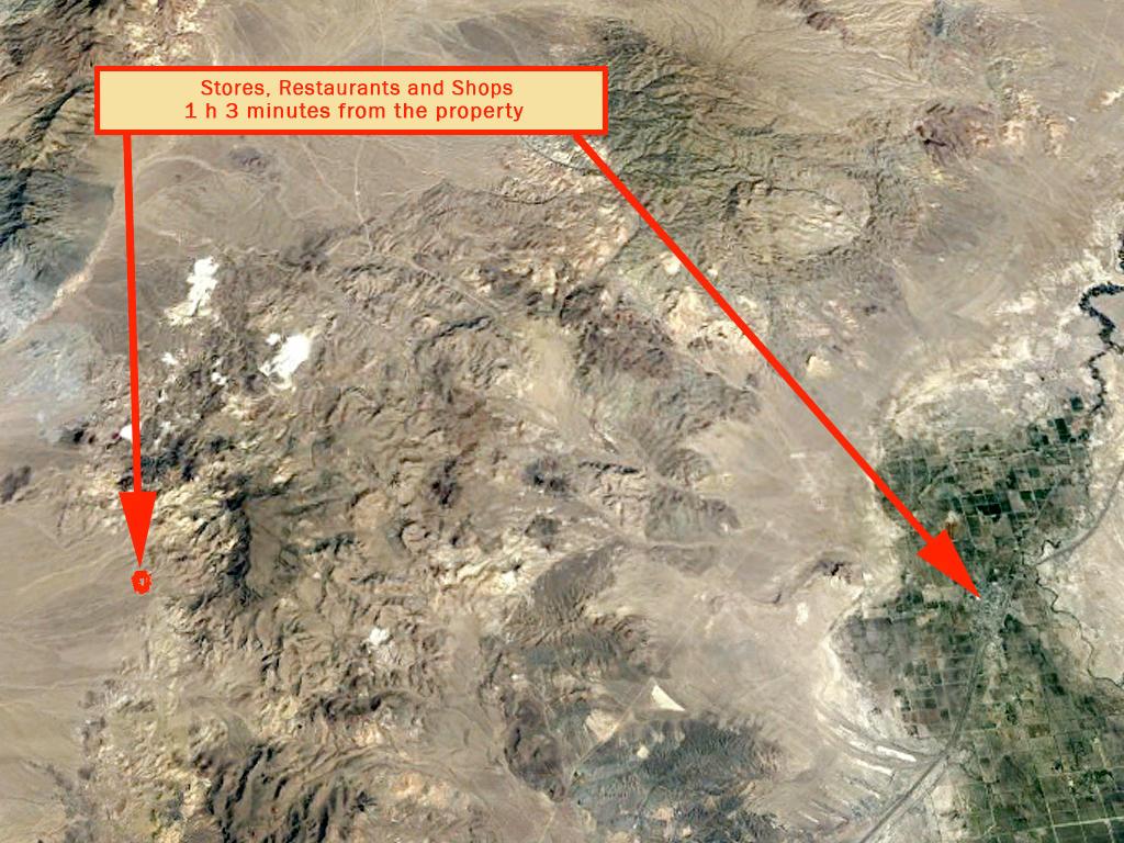 Huge High Desert Nevada Acreage - Image 4