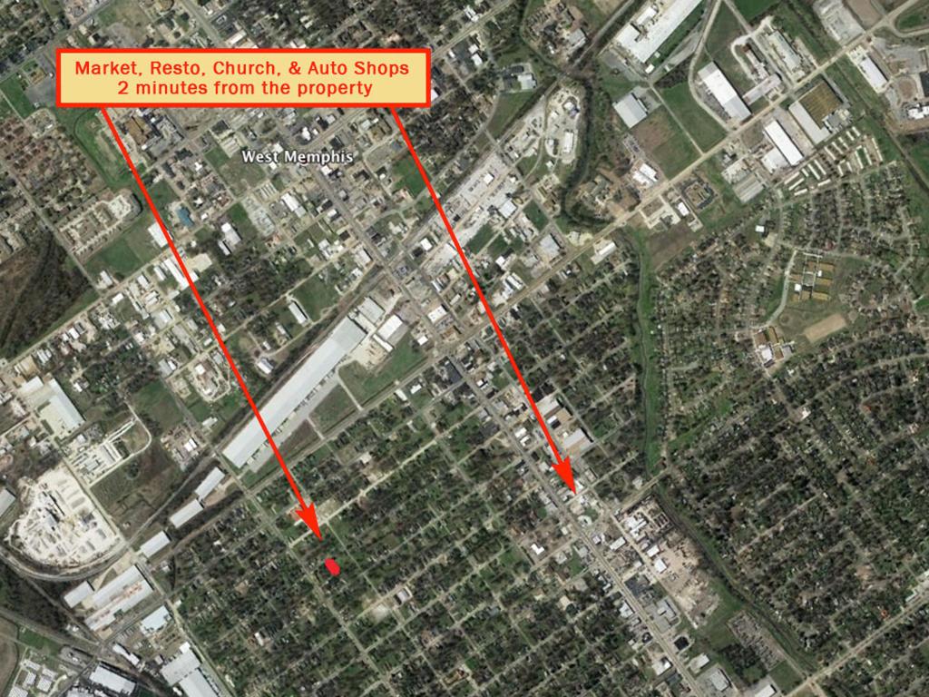 West Memphis Arkansas City Lot - Image 6