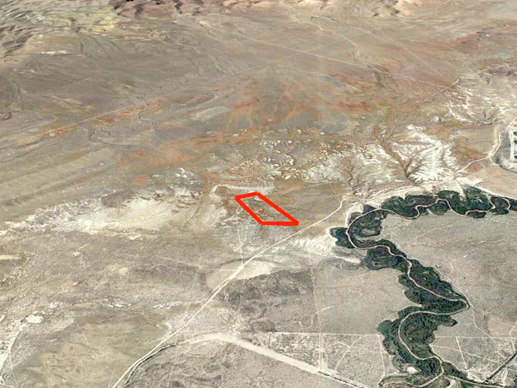 Stunning 40 Acres of Rich Desert Land - Image 3