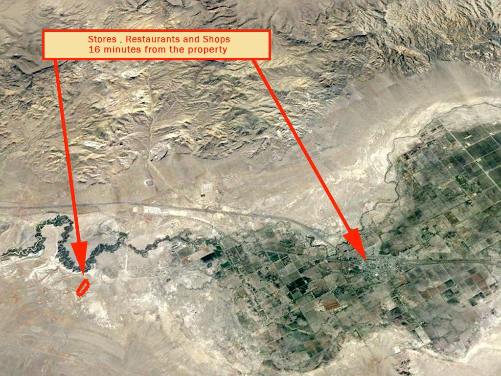 Stunning 40 Acres of Rich Desert Land - Image 6