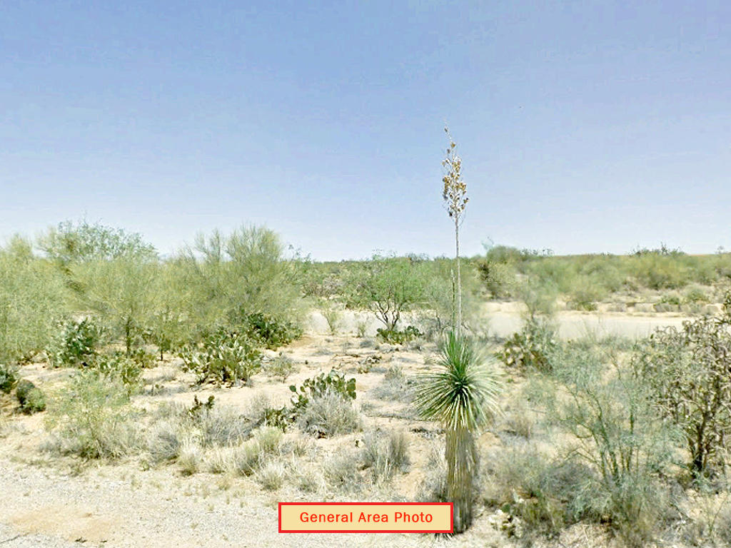 Nearly an acre in Tucson outskirts - Image 1