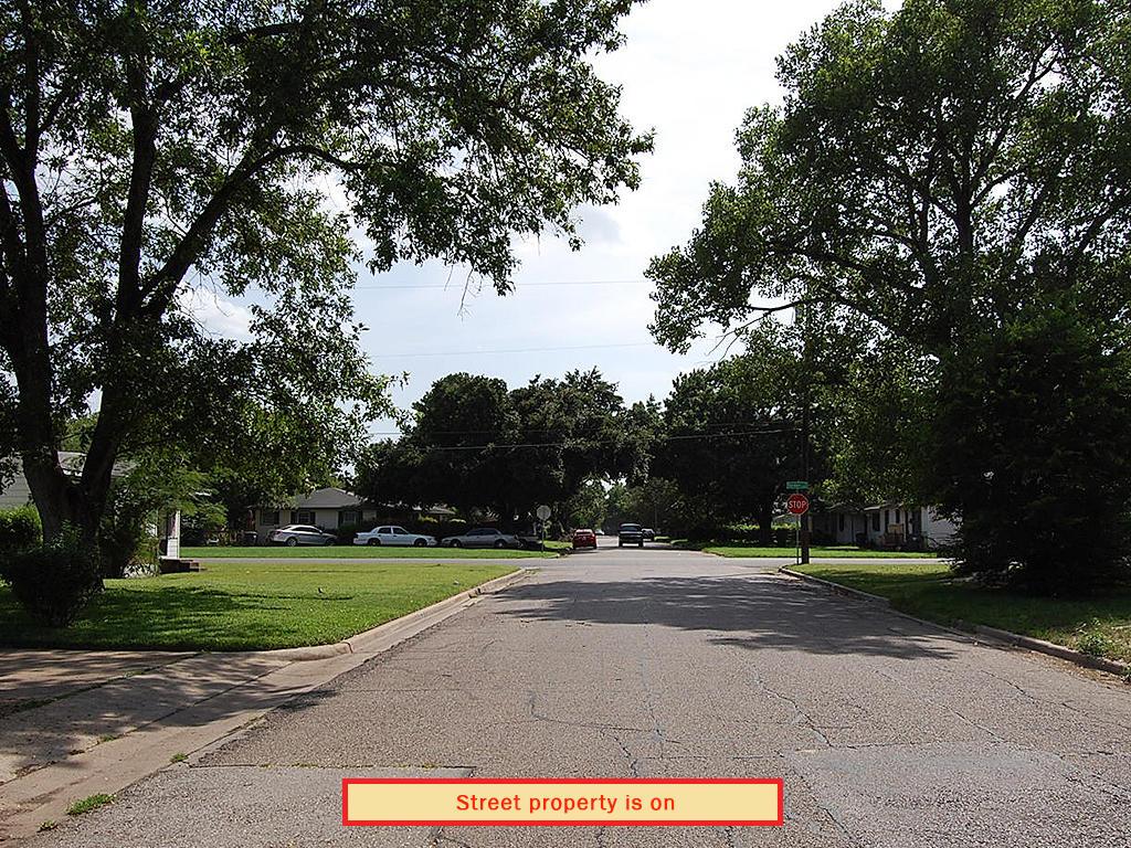 City Lot in Established Waco Texas Neighborhood - Image 5