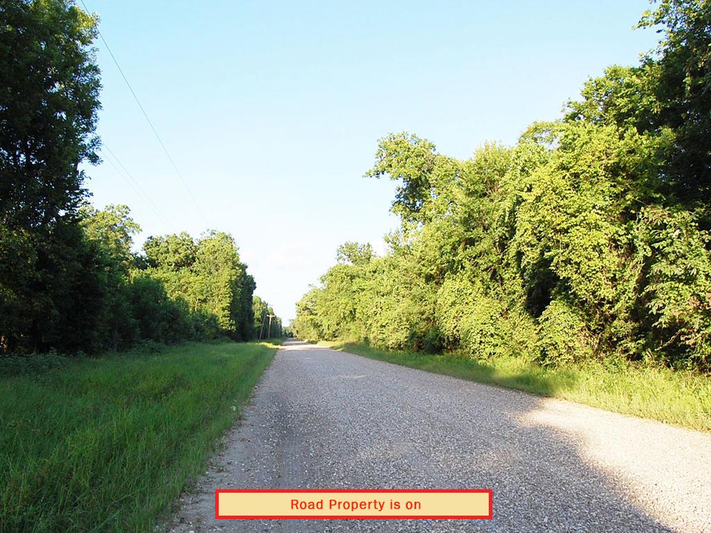Texas Acreage Near Hardin Texas - Image 5