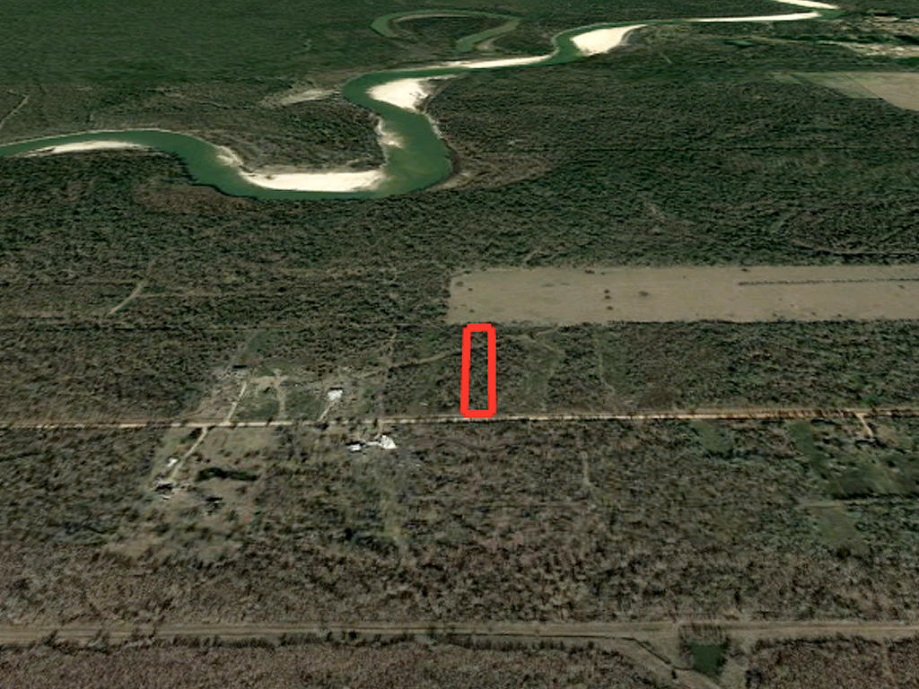 Liberty Texas Acreage on Maintained Dirt Road - Image 2