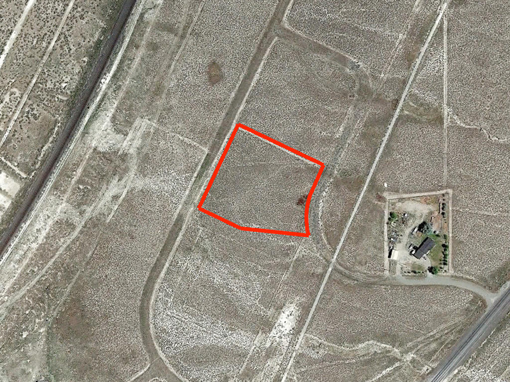 Double Lot Just Off Interstate 80 - Image 1