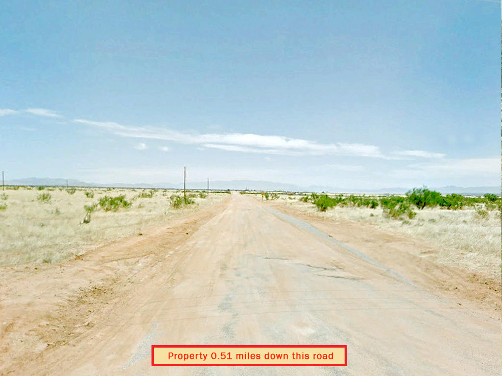 Arizona Desert Acreage 80 Miles From Tucson - Image 4