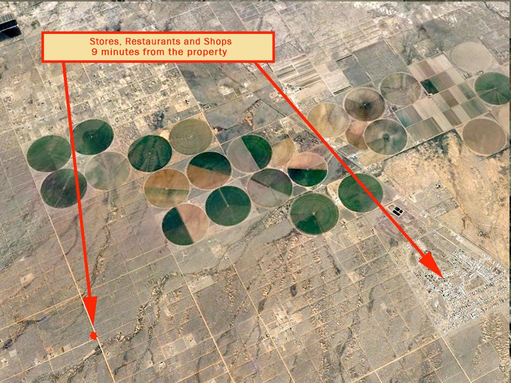 Arizona Desert Acreage 80 Miles From Tucson - Image 5