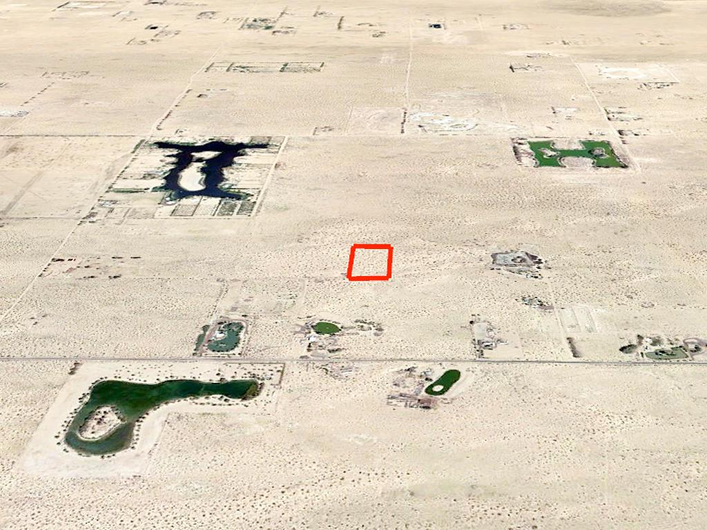5 Acres on Gorgeous Desert Landscape - Image 3