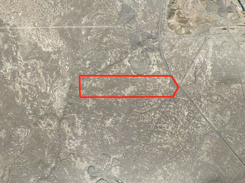 Sprawling 40 acres in rural Nevada - Image 1