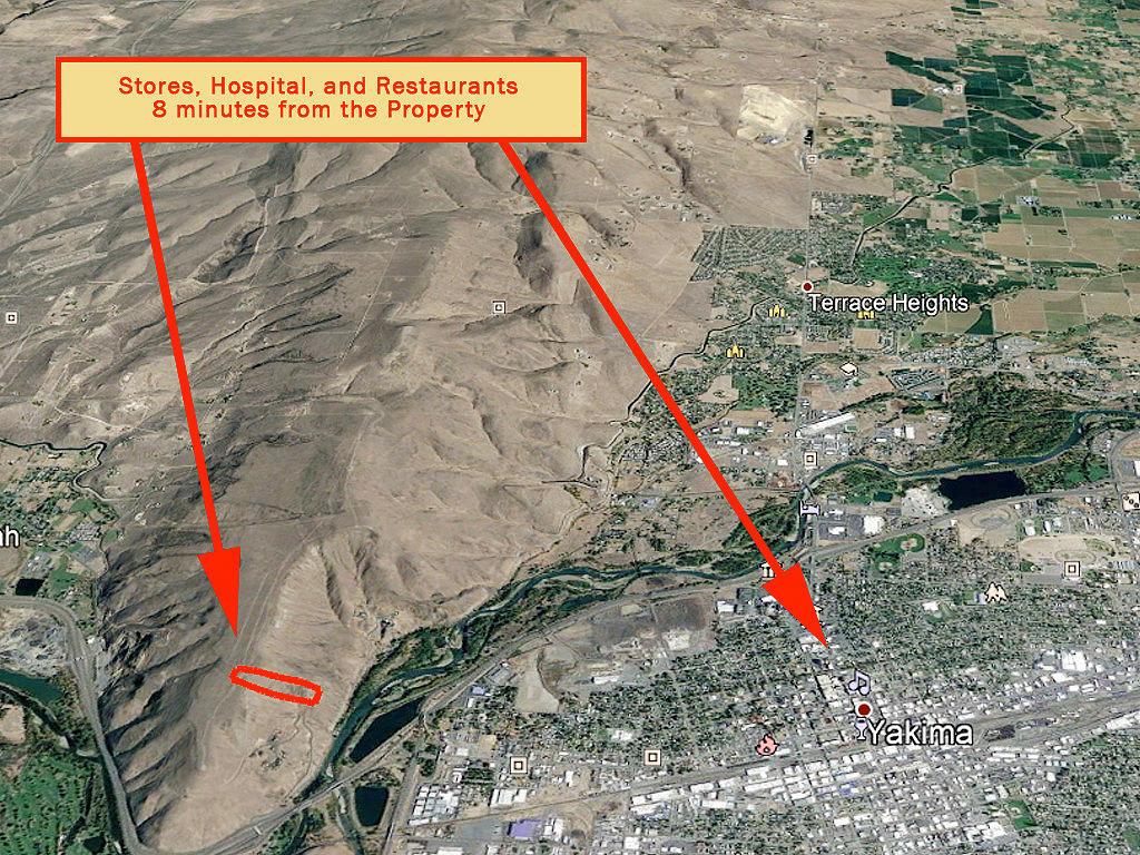 Just Short Of 13 Acre Yakima Washington Parcel - Image 6