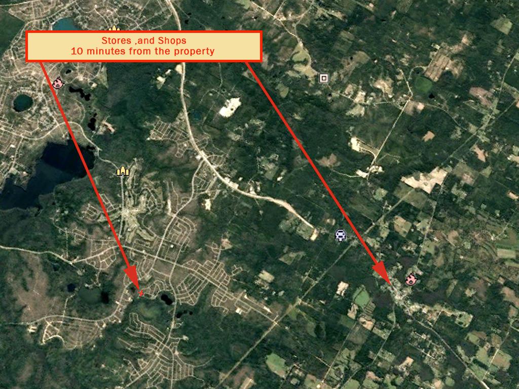 Florida Pan Handle Property on Paved Road - Image 6