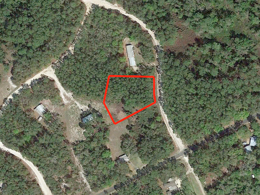 Over 1 Acre Near Many Lakes - Image 1