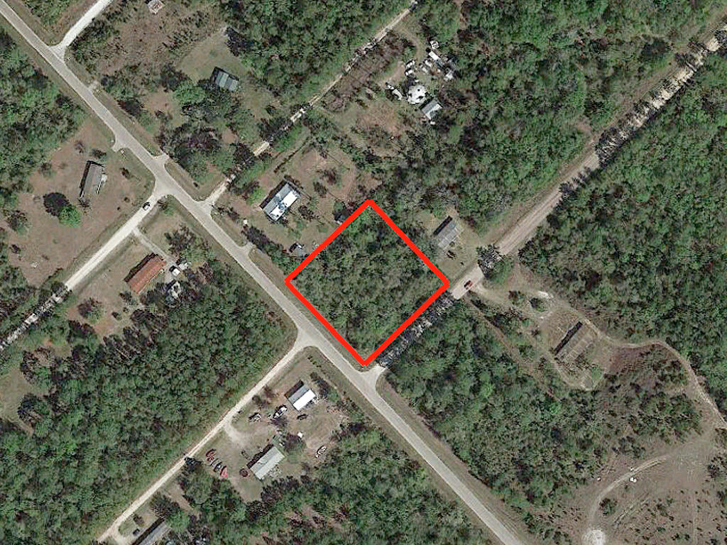 Over One Acre Property With Paved Road Access - Image 1