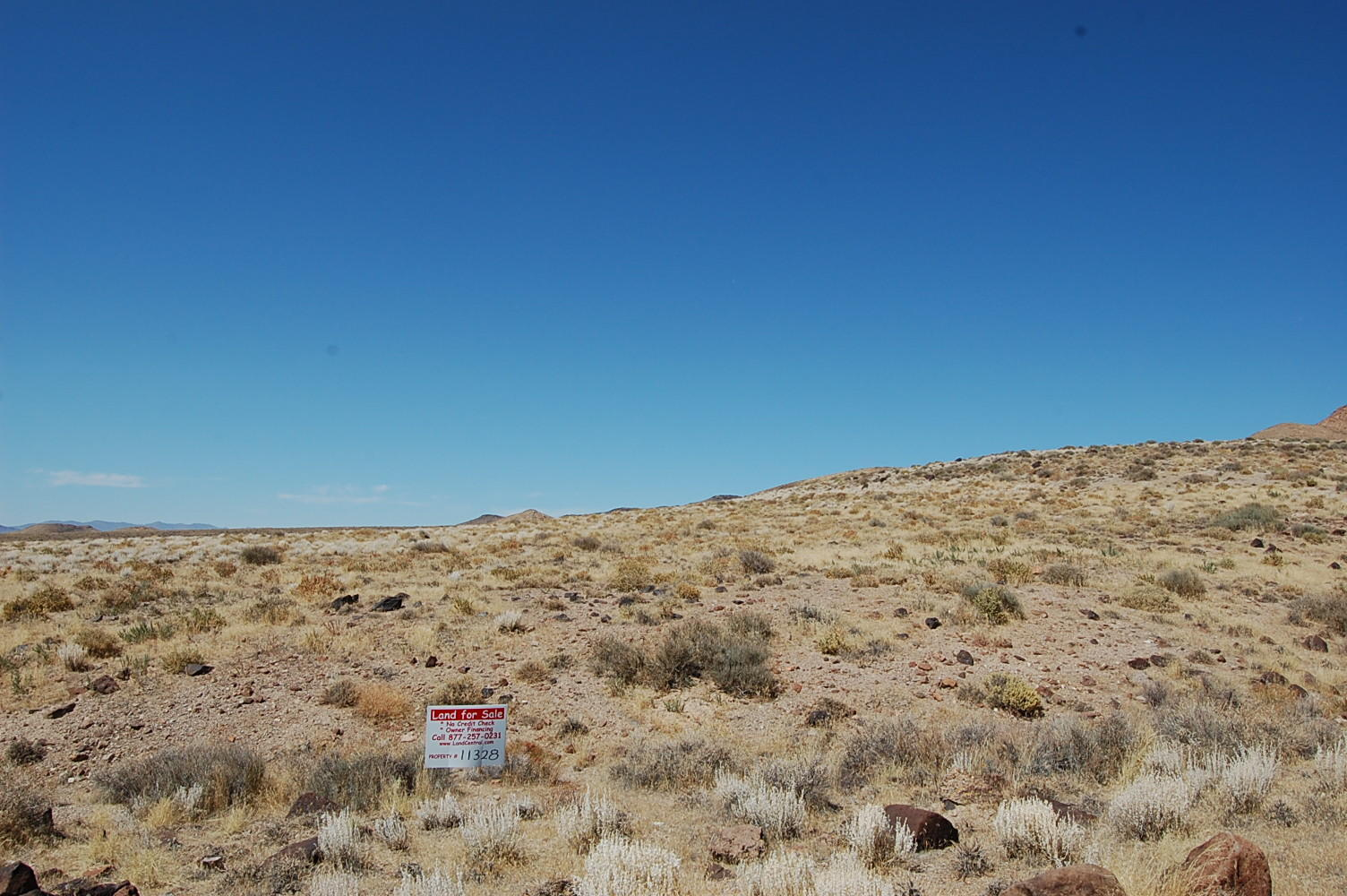 Huge High Desert Nevada Acreage - Image 1