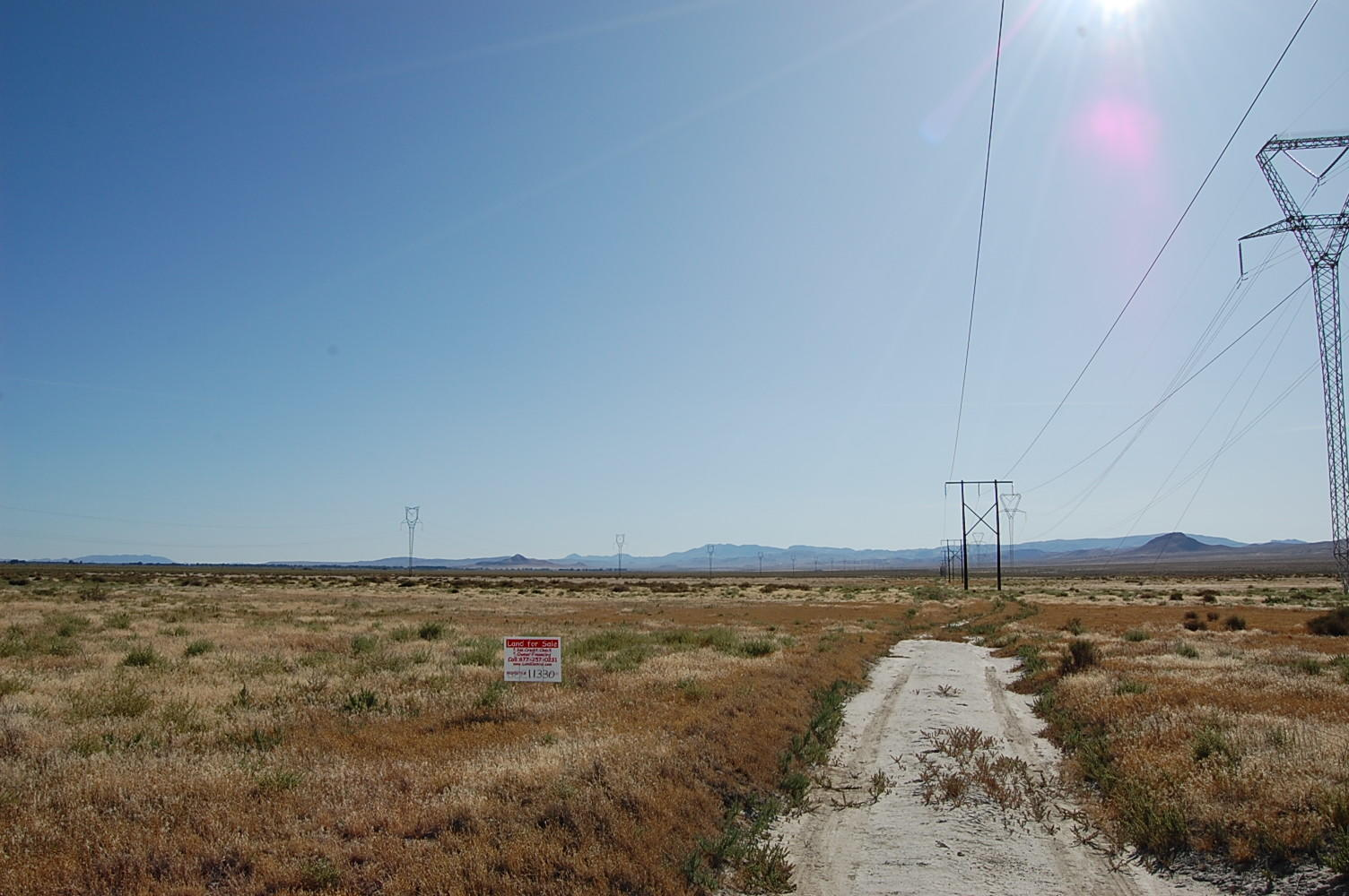 40 Acre Dirt Road Access Nevada Tract - Image 4
