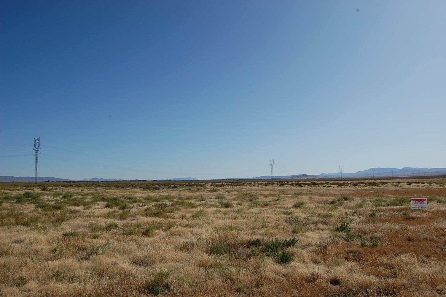 40 Acre Dirt Road Access Nevada Tract - Image 5